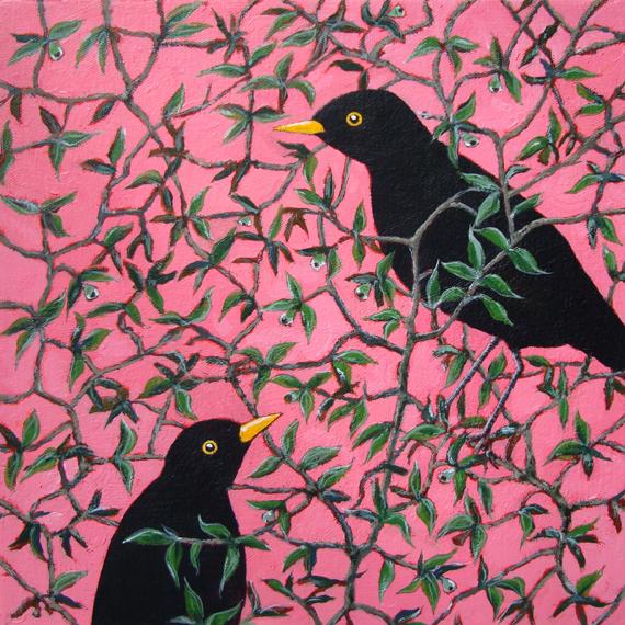 BLACKBIRD 2 by Fran Slade