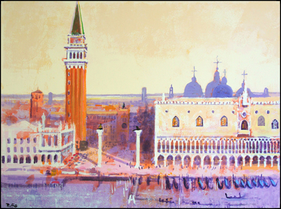 THE DOGES PALACE