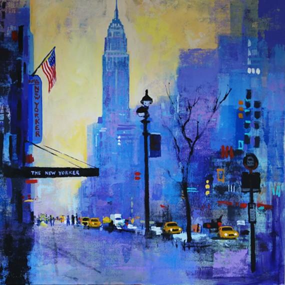 NY 34 St by Colin Ruffell
