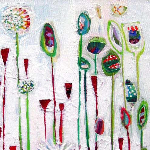 GRASSLAND by Shyama Ruffell