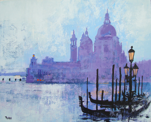 COLOURS OF VENICE by Colin Ruffell