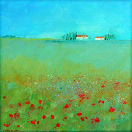 MISTY FARM by Fran Slade