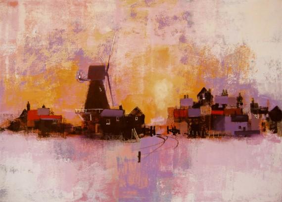 Windmill by Colin Ruffell
