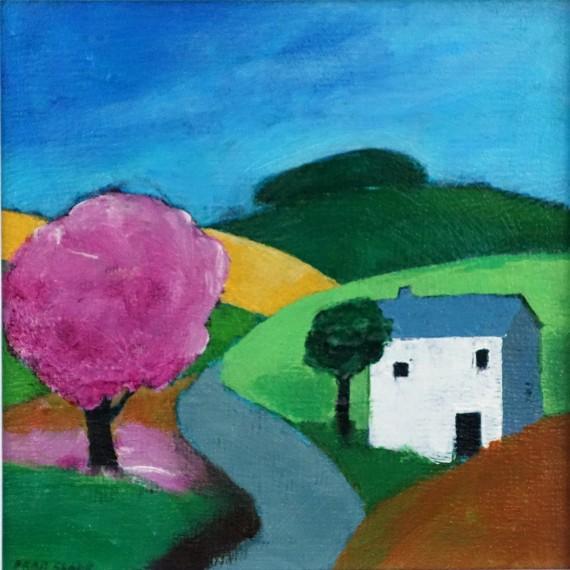 WHITE HOUSE by Fran Slade