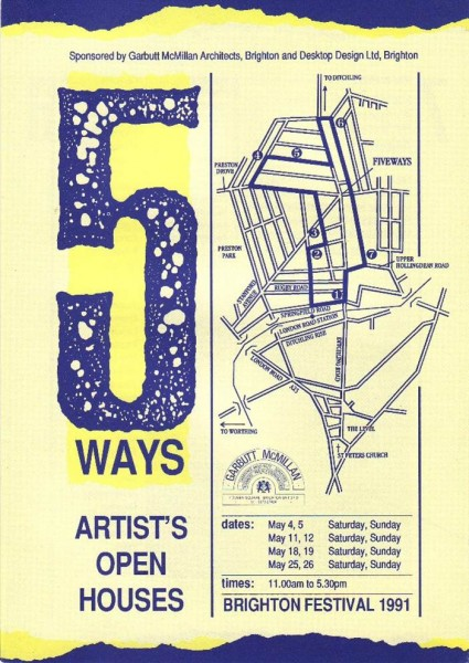 FiveWays Artists Group 1991