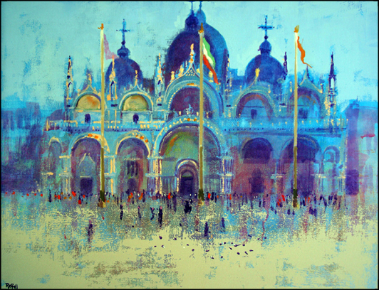 SAN MARCO by Colin Ruffell