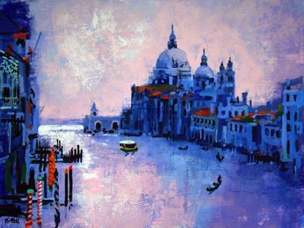 VENICE by Colin Ruffell