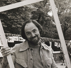 Colin Ruffell at Bayswater Road 1968