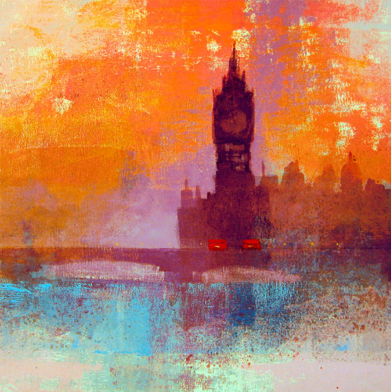 Big Ben Sunset 4x4
