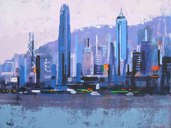 COLOURS OF HONG KONG