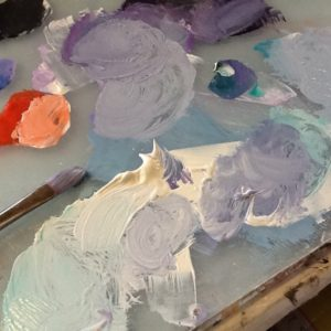 mixing paint 1