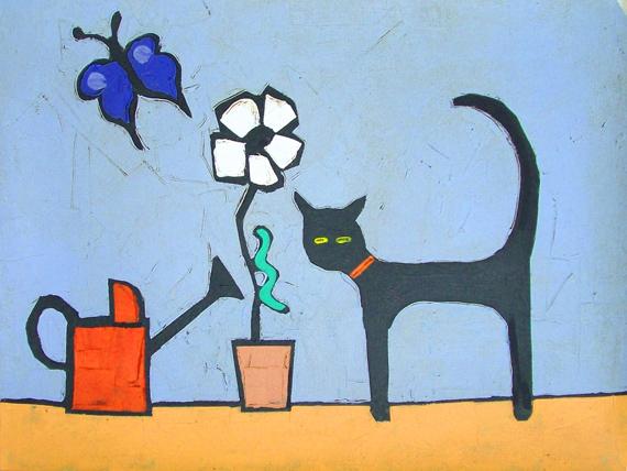 CAT AND CATERPILLAR