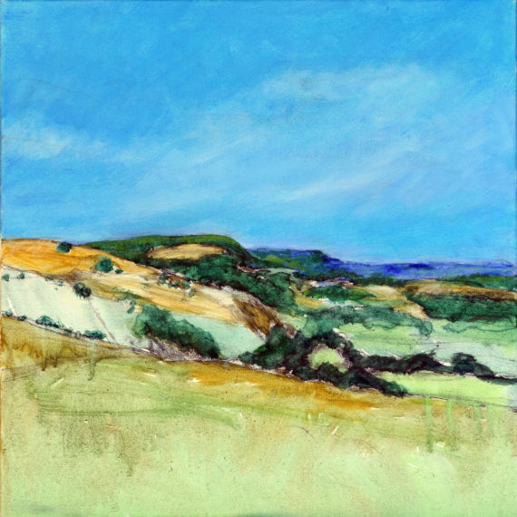 From Devils Dyke by Fran Slade