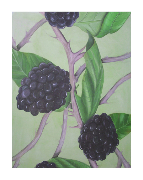 BRAMBLE by Shyama Ruffell