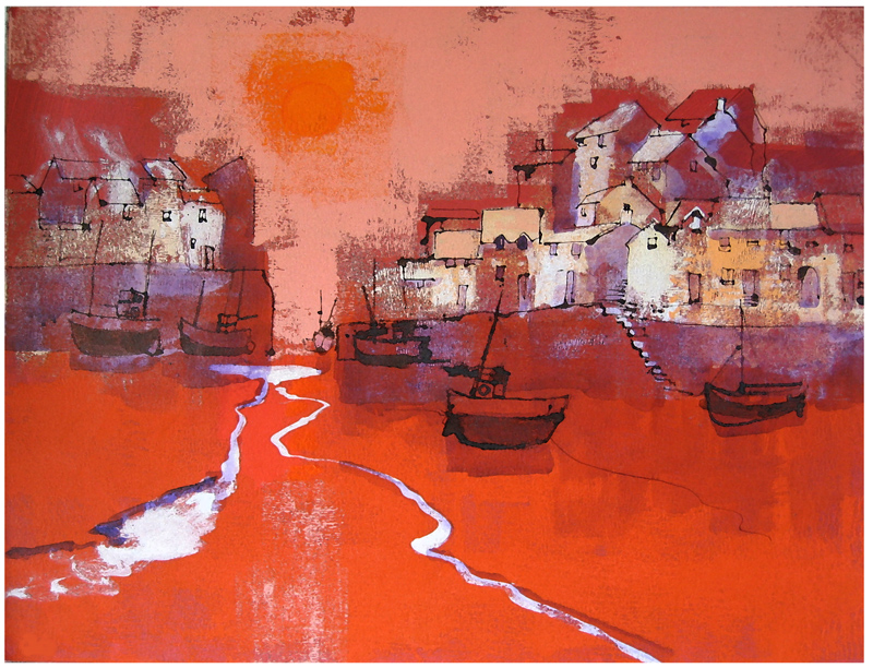 Red Mud by Colin Ruffell