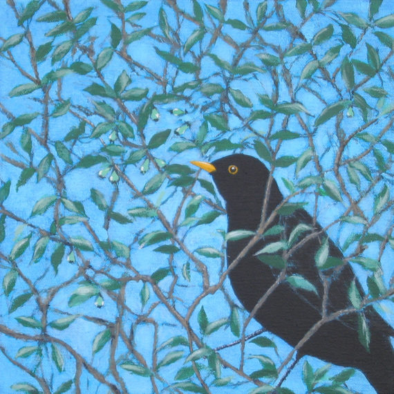 BLACKBIRD by Fran Slade