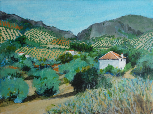 CASA AVA by Fran Slade