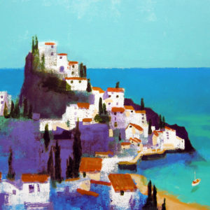 CORFU by Colin Ruffell