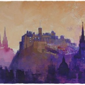 EDINBURGH TATTOO by Colin Ruffell