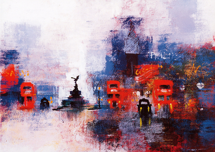 EROS by Colin Ruffell