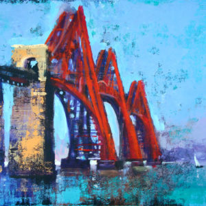 FORTH BRIDGE by Colin Ruffell