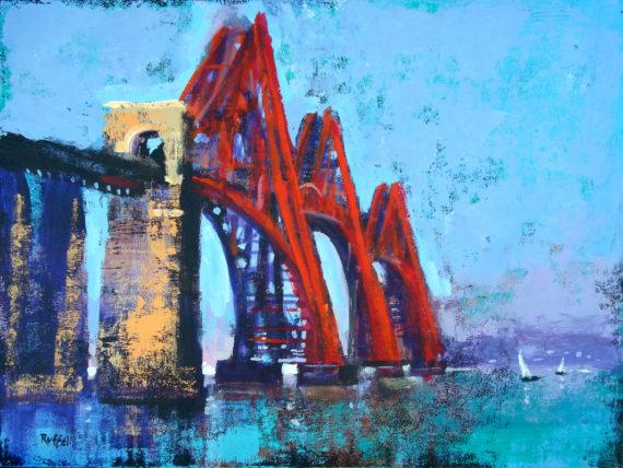 FORTH BRIDGE by Colin Ruffell