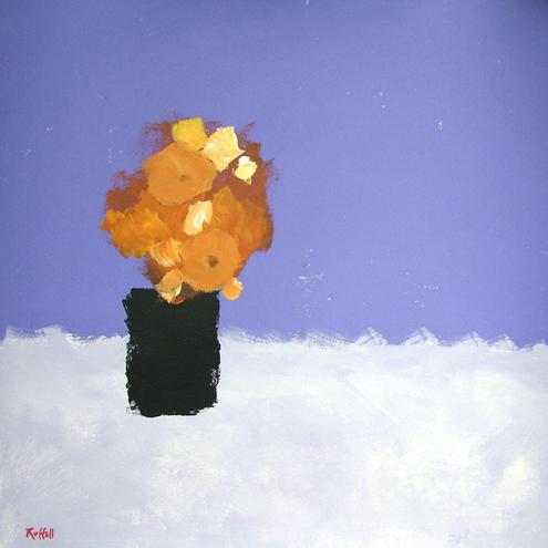 MIXED ORANGE by Colin Ruffell