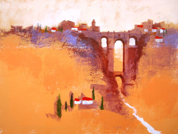 RONDA by Colin Ruffell