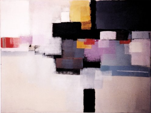 ABSTRACT OPUS ELEVEN by Colin Ruffell