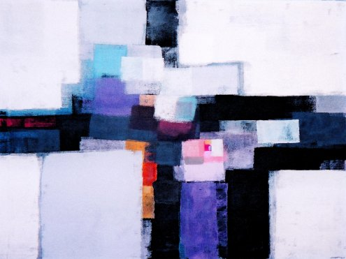 ABSTRACT OPUS TWELVE by Colin Ruffell