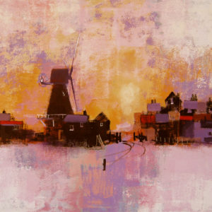 Windmill by Colin Ruffell