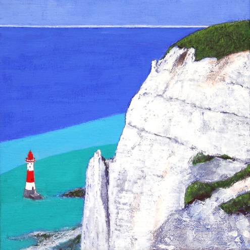BEACHY HEAD by Fran Slade