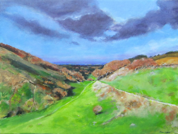 TOWARDS POYNINGS by Fran Slade