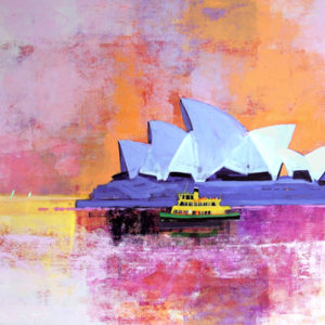 SYDNEY OPERA HOUSE by Colin Ruffell
