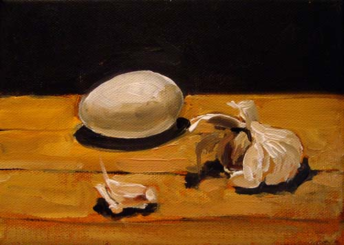 GARLIC by Colin Ruffell