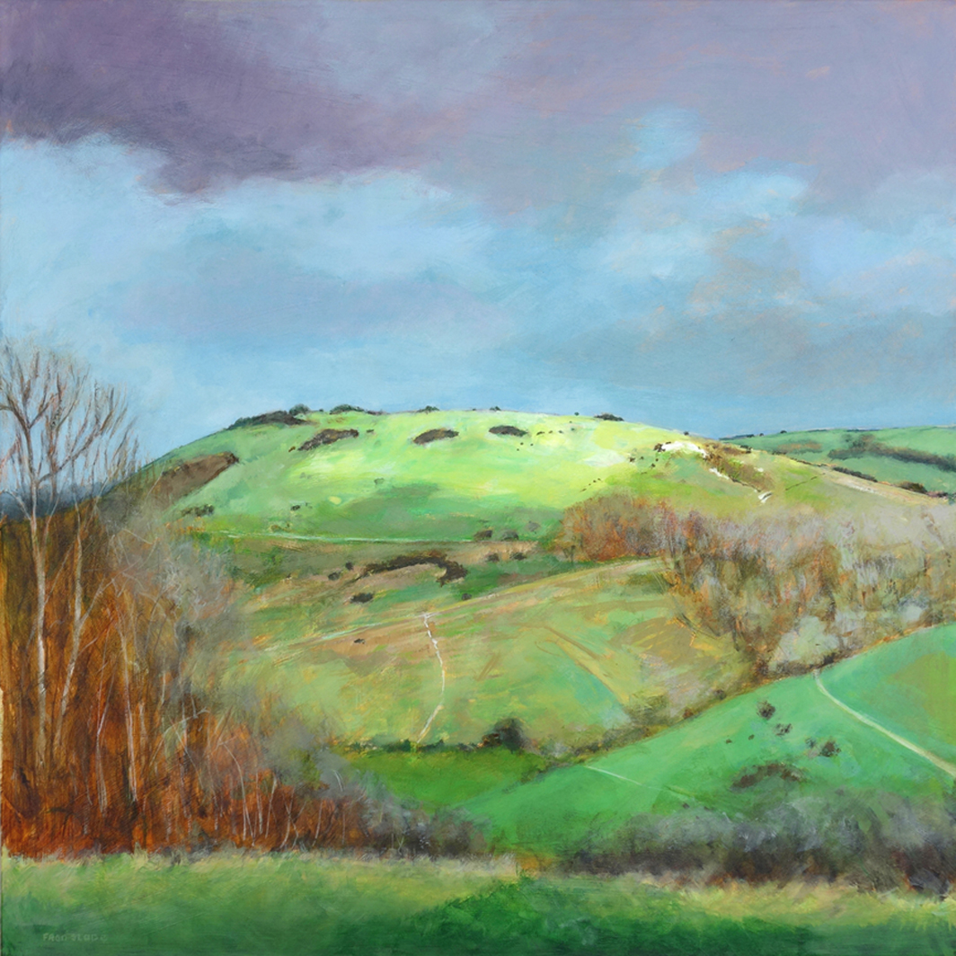 Newtimber Hill by Fran Slade
