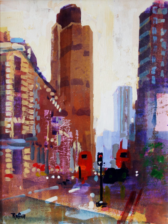 TOWER 42 by Colin Ruffell