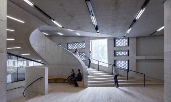 inside stairs Tate