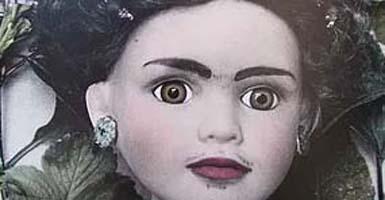Frida eyes