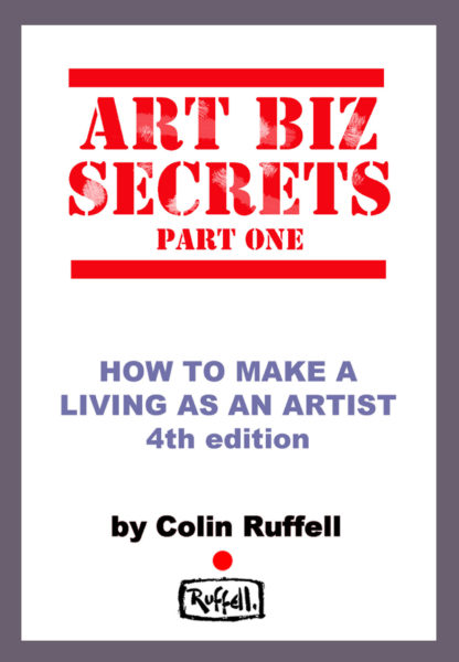 Art Biz Secrets Part One