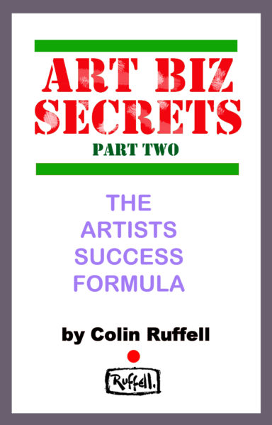 art-biz secrets part 2 cover