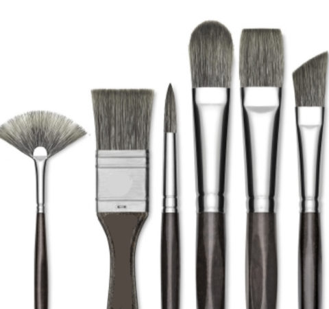 brush shapes